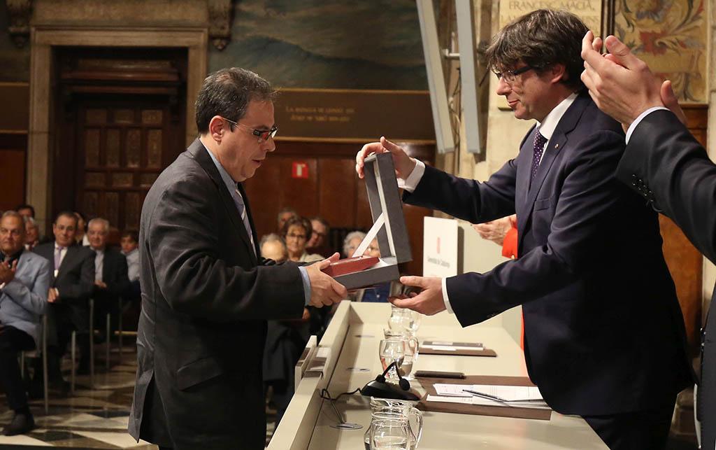 """""""He construït un pont de cultura entre Aragó i Catalunya"""""""