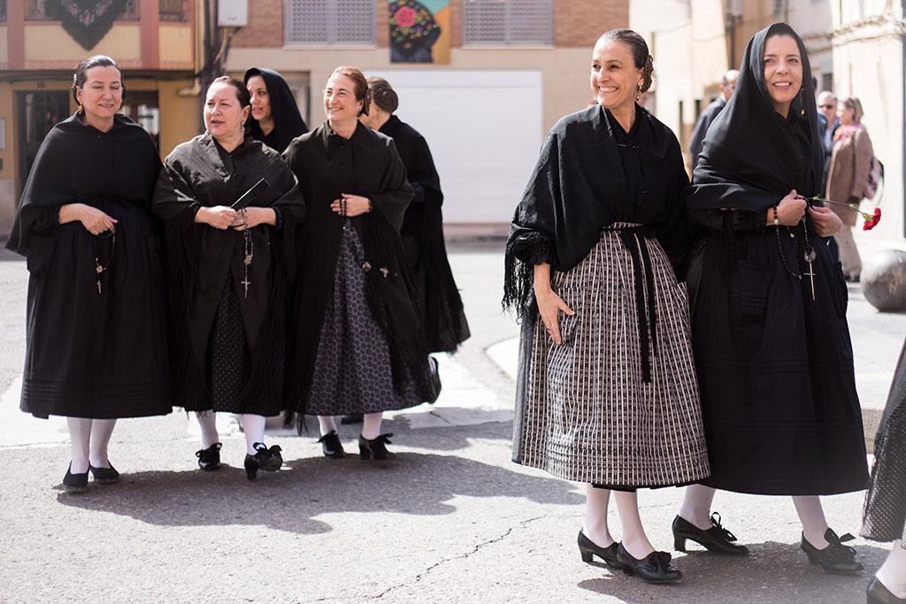 Fraga celebra el dia de la Faldeta