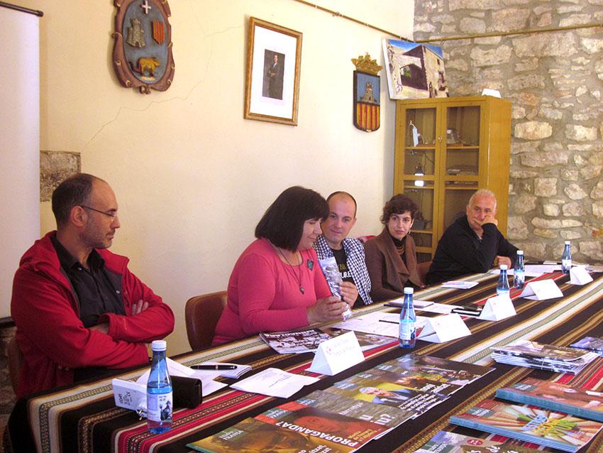 Premsa local i comarcal a Ares