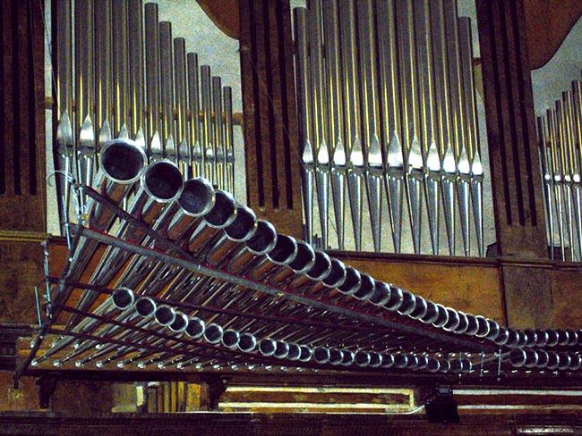Concert d'orgue a Mont-roig