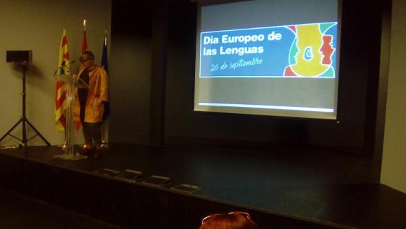 El govern aragonès projecta, en el Dia Europeu de les Llengües, un film doblat a l'ansotà