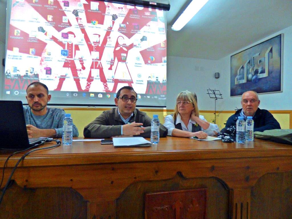 XIV Trobada d'Entitats Culturals de l'Antiga Diòcesi de Tortosa