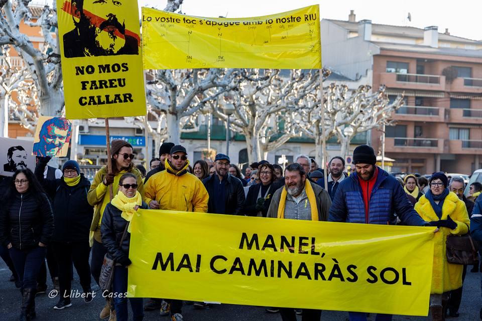 Manel Riu nega els delictes d'incitació a l'odi i revelació de secrets