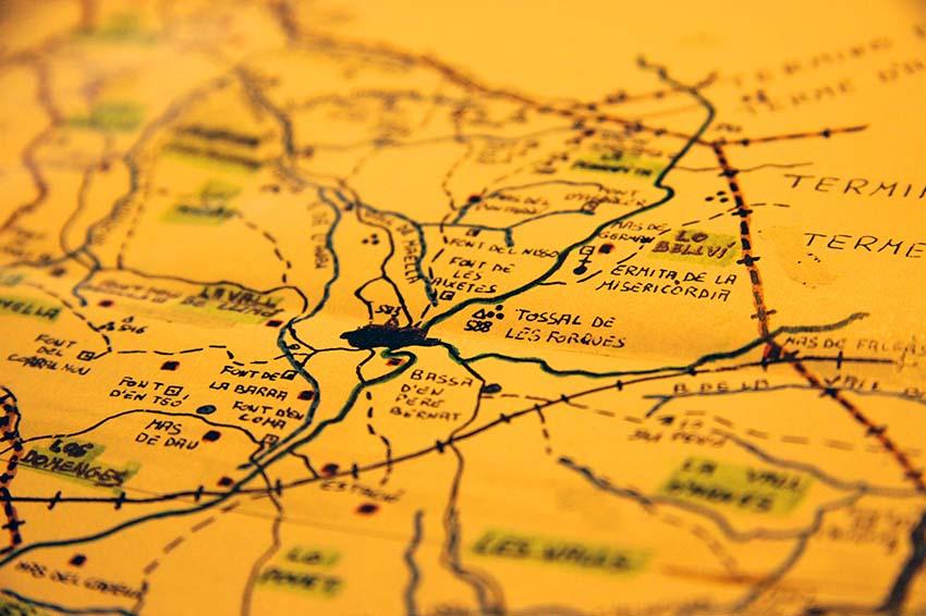La toponímia del Matarranya
