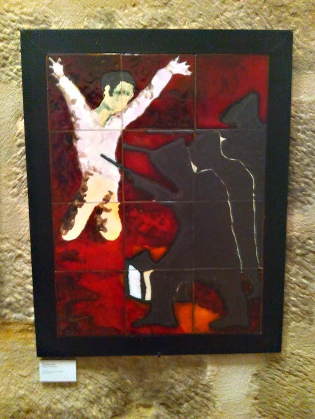 'Barajando los temas de Goya' de Teresa Jassà