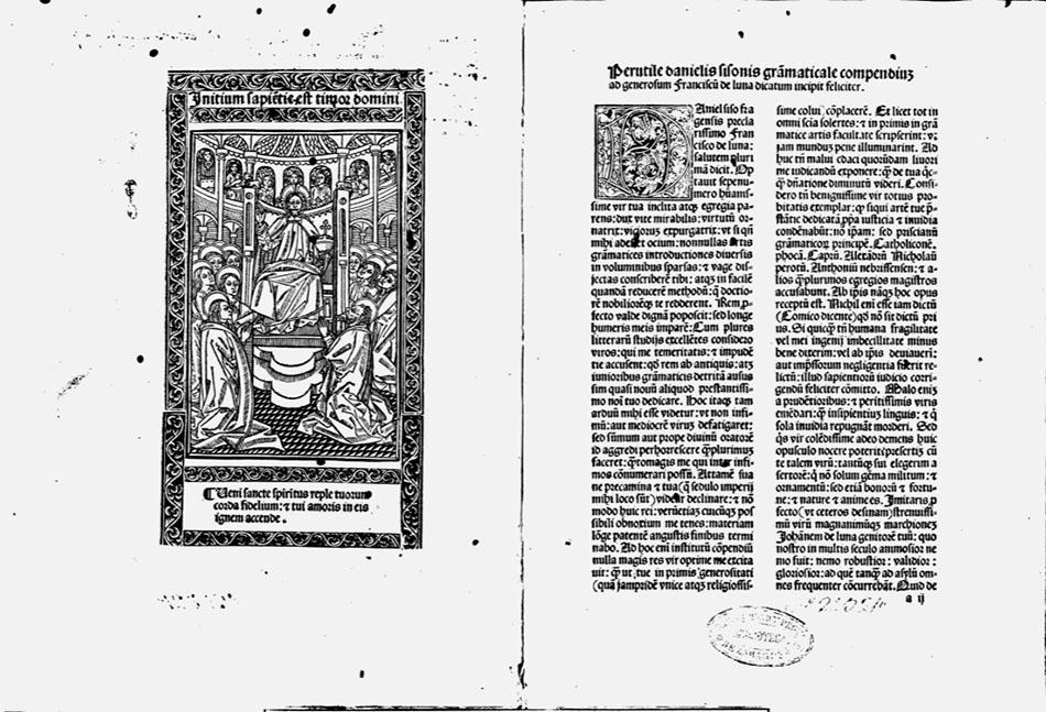 Daniel Sisó, un llatinista fragatí del segle XV*