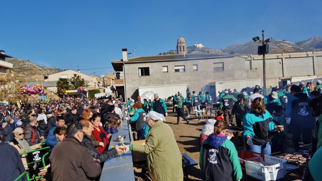 El triomf de la voluntat: la Festa del Tossino 2018