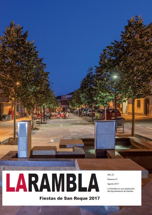 Un resum de l'any a través de 'La Rambla' d'Albelda*