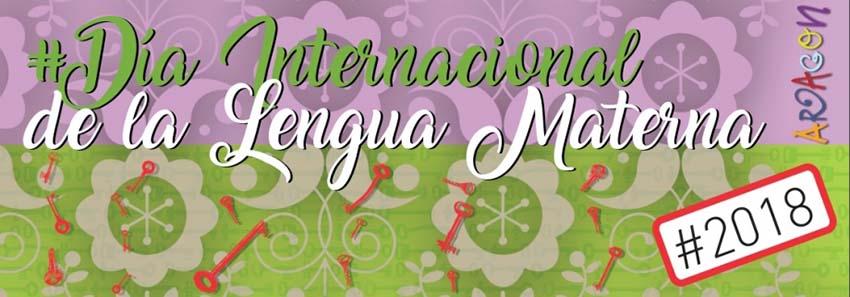 Aragó celebra el dia de la Llengua Materna