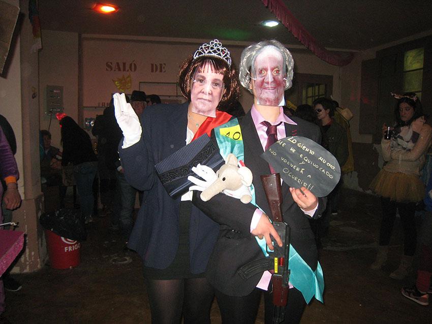 Carnaval a Sopeira