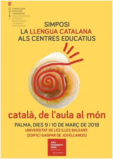 Dues experiències docents del Baix Cinca i el Matarranya s'exposen a la UIB