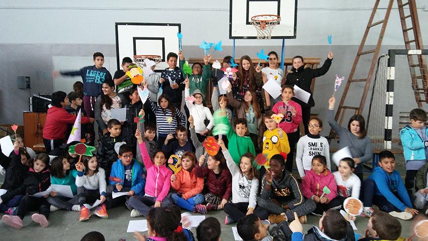 Dia de la pau a Altorricó