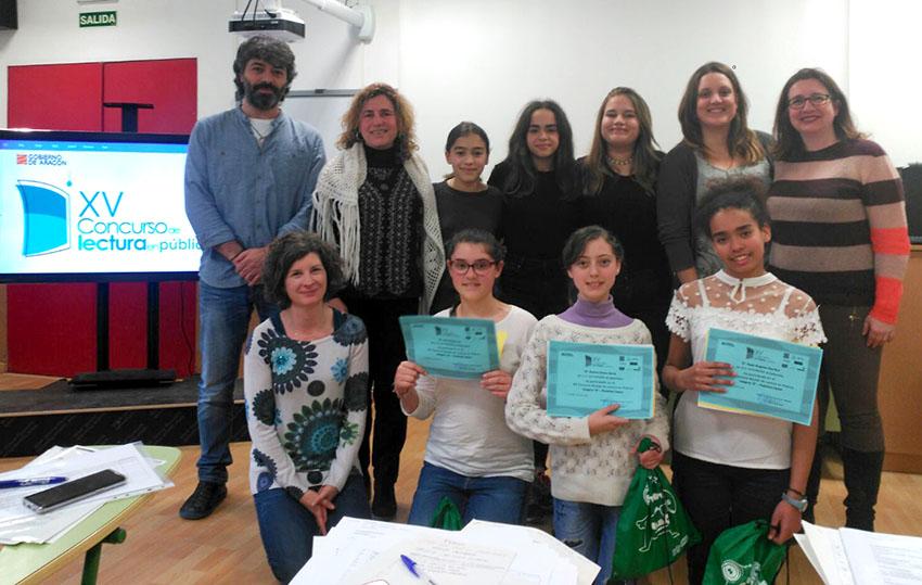L'IES Matarranya guanya el Concurs de Lectura en Públic dels instituts d'Aragó