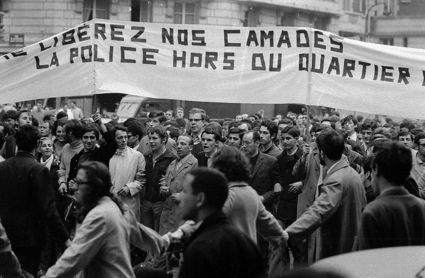 El maig francès, cinquanta anys