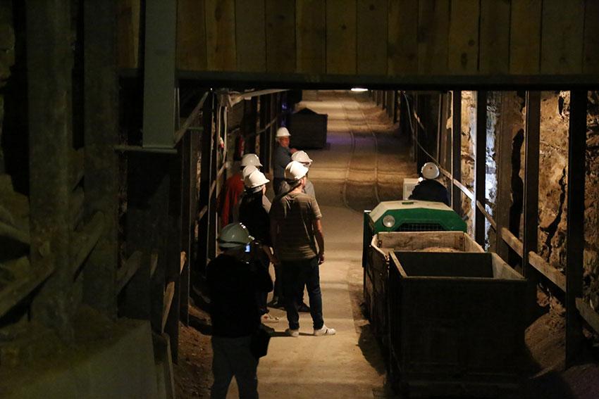 Museus de Mequinensa tanca el primer quadrimestre de l'any amb 2.000 visitants