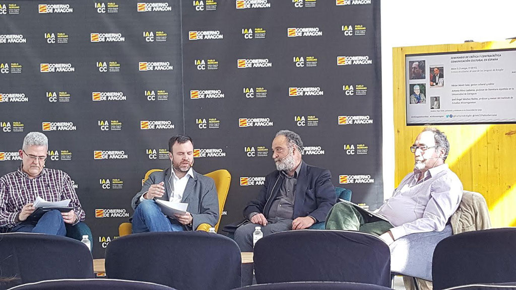Les llengües d'Aragó, en un Seminari sobre Comunicació Cultural