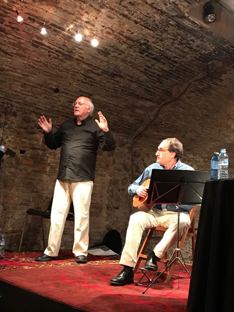 Presentació d'«Espills trencats» a Sabadell