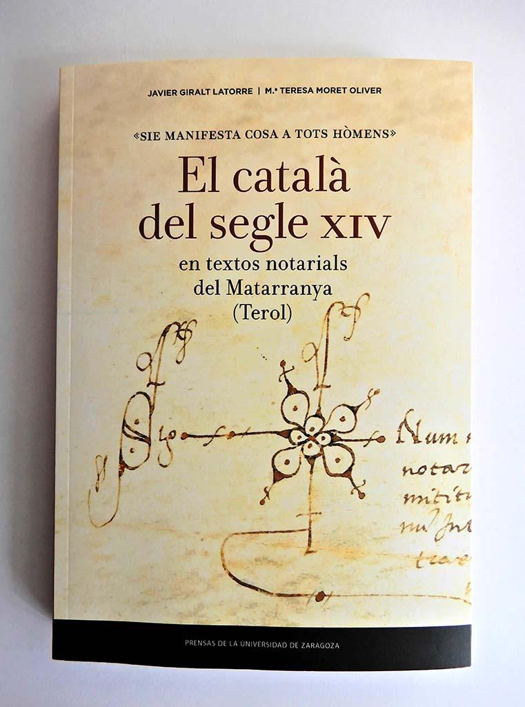 """Presentació a Alcanyís de """"El català del segle XIV en textos notarials del Matarranya"""""""