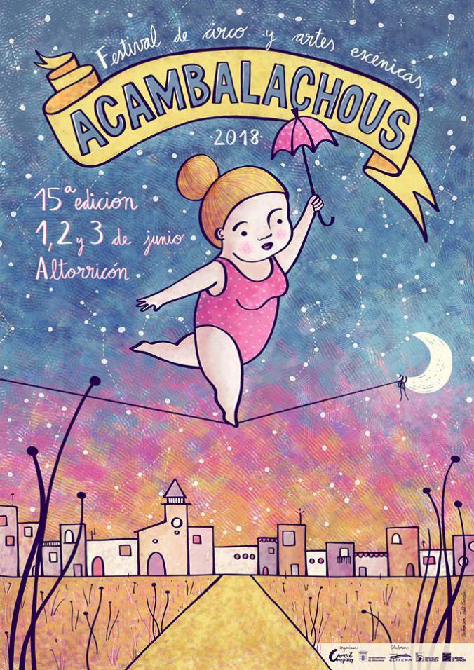 Rotund èxit de l'Acambalachous 2018*