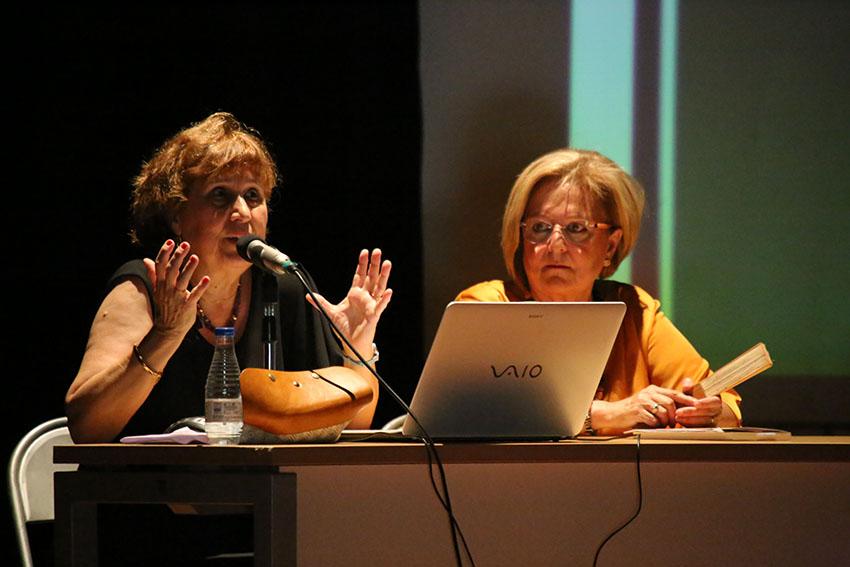 "Paquita Vilella presenta ""Objetos con historia"" a la seua Mequinensa natal"