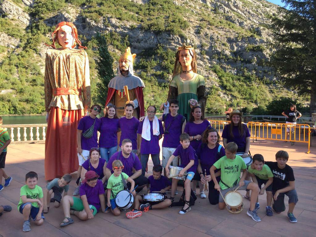 Activitats d'estiu de l'Associació Amics d'Alaó de Sopeira