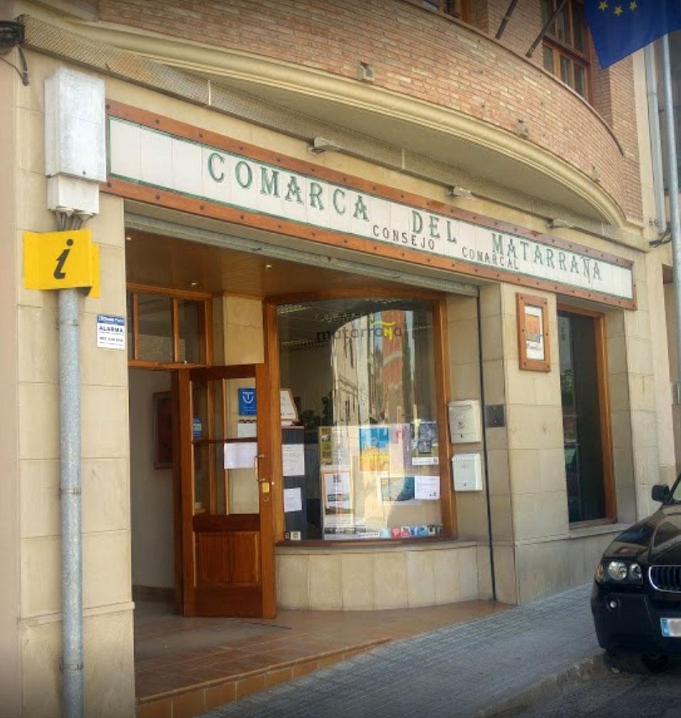 Conveni entre el Govern d'Aragó i la Comarca del Matarranya