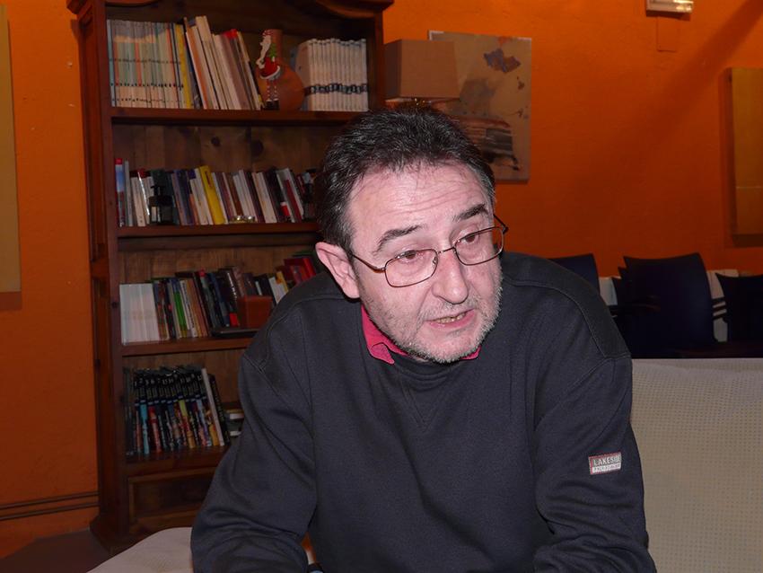 Premi Franja 2017 per a l'editor i traductor Chusé Aragüés