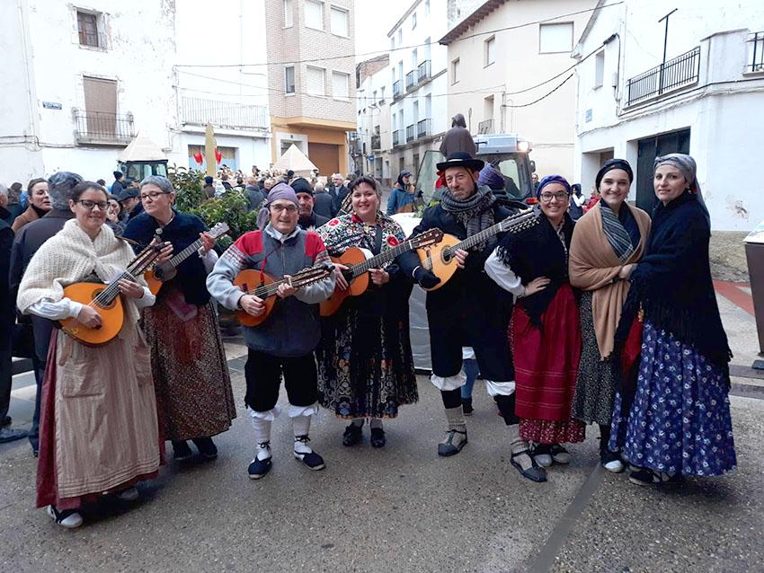 Un Sant Antoni participatiu i musical