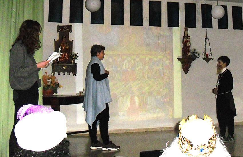 Llegenda del Cossant del Monestir de Santa Maria d'Alaó de Sopeira