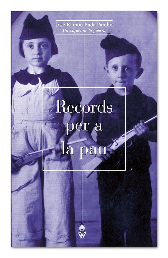 Presentació de 'Records per a la pau' d'en José R. Bada Panillo