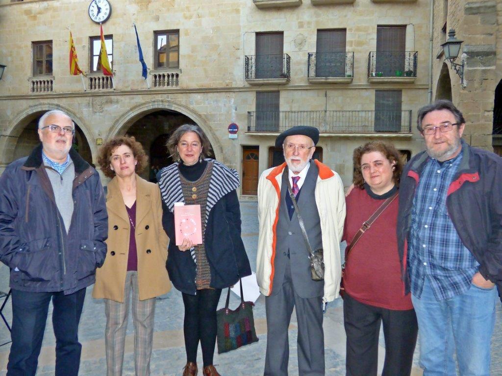 Marta Momblant i Gema Noguera a Calaceit