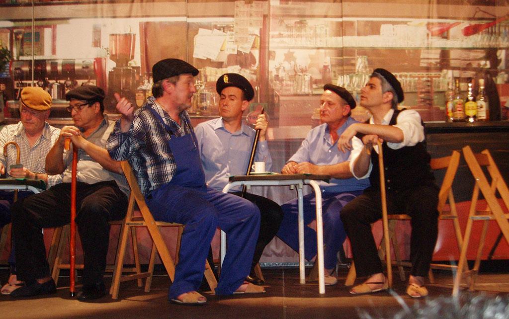 El grup de teatre Garbinada, Premi Desideri Lombarte 2019