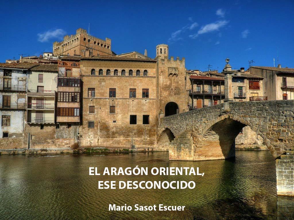 Xerrada sobre l'Aragó Oriental a l'IES Andalán de Saragossa