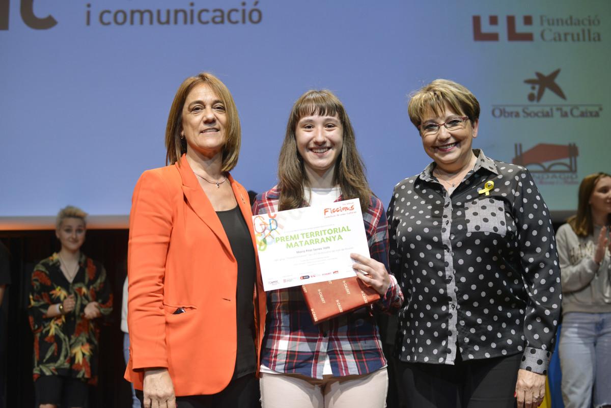 El Premi Territorial Matarranya en el concurs literari Ficcions