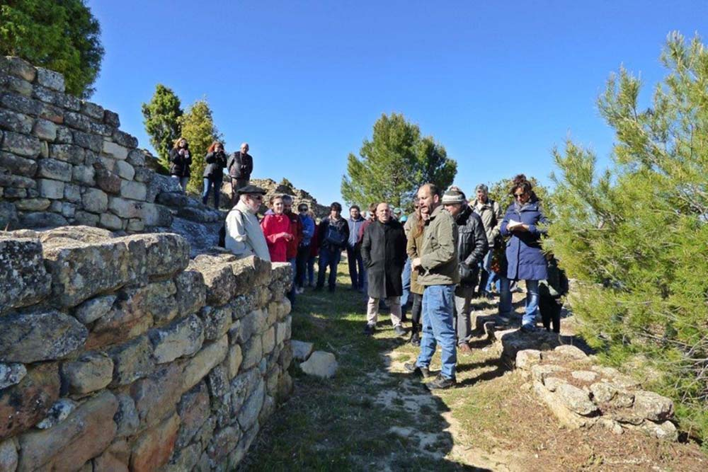 Les Jornades d'Arqueologia de Calaceit