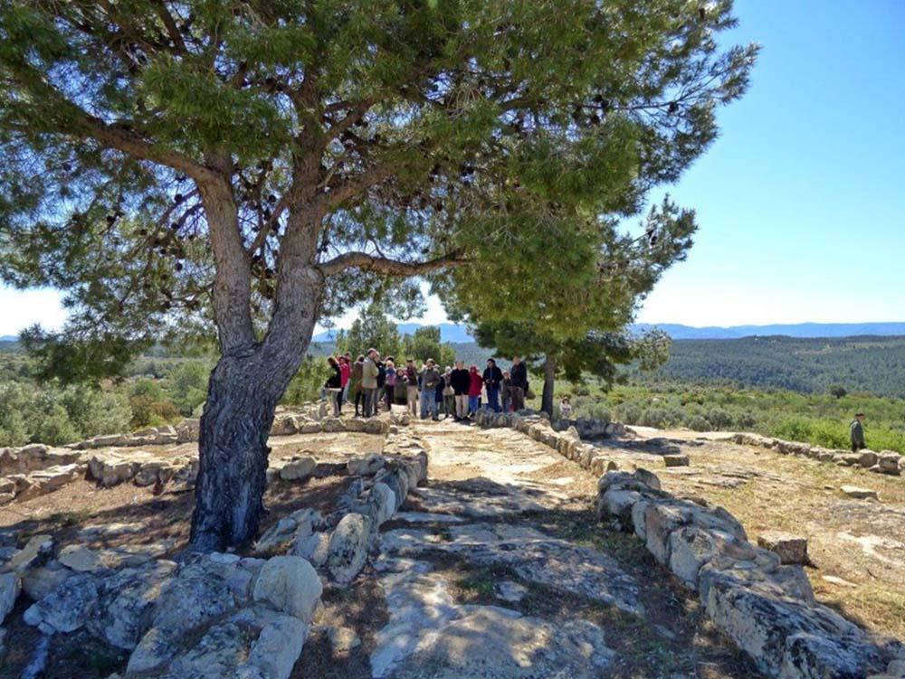 La història de les Jornades d'Arqueologia de Calaceit
