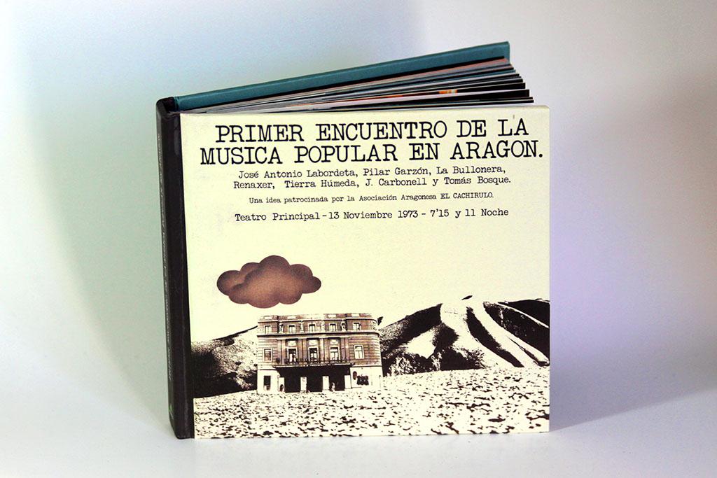 Llibre-disc dels primers cantautors