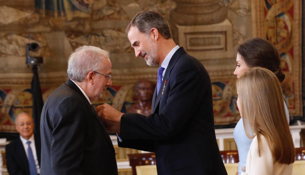 José Ignacio Micolau Adell, medalla de l'Orde al Mèrit Civil