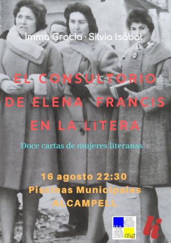 El Consultori d'Elena Francis a la Llitera*