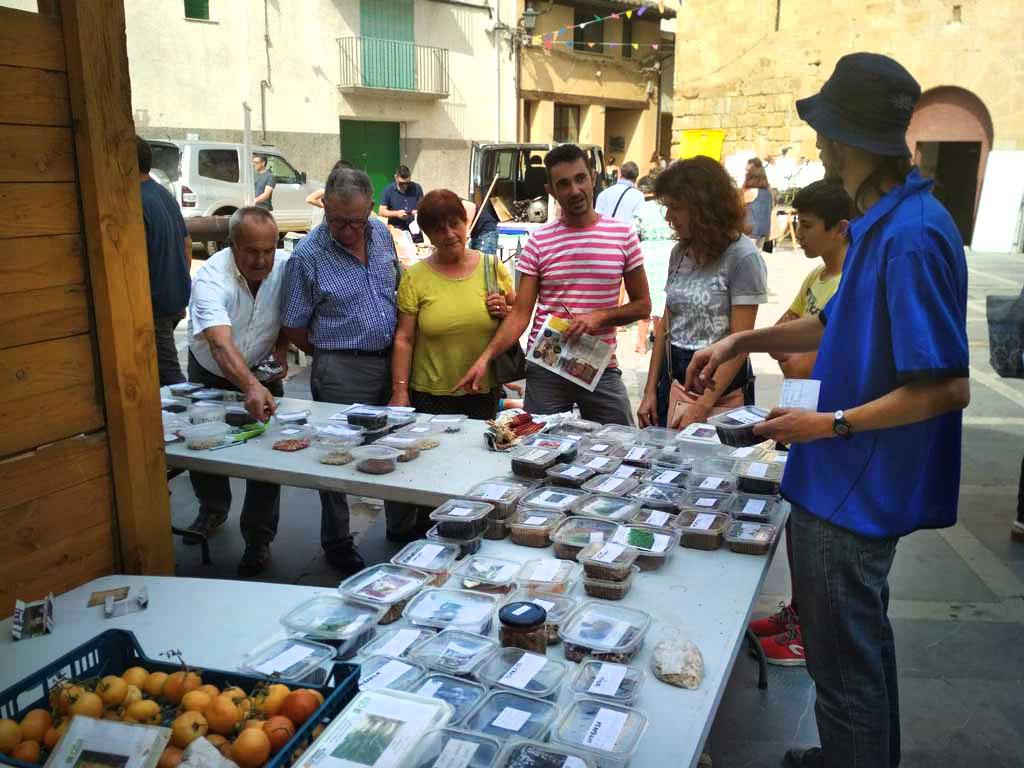 Biodiversitat agrícola, música, art i natura a Torredarques (Matarranya)
