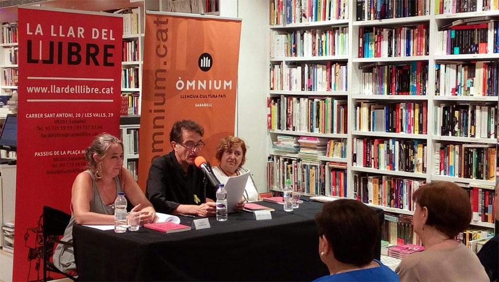 Presentació del llibre 'Arbàgel, un revolt de l'amor' a Sabadell