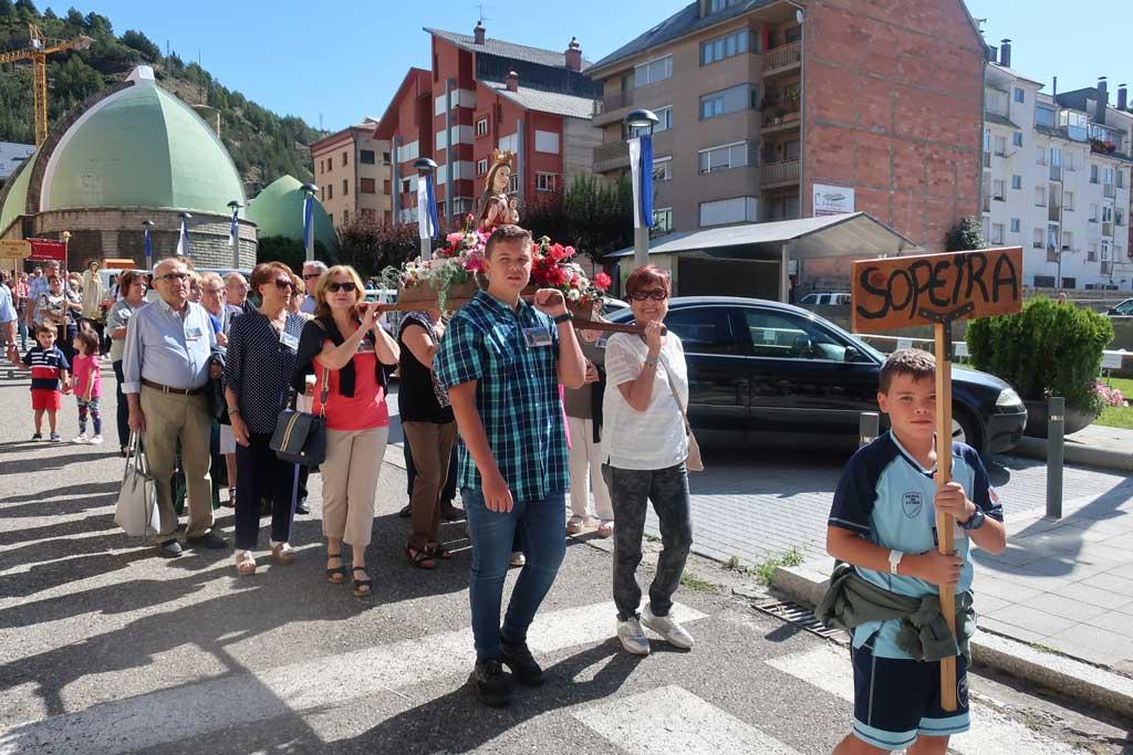 La romeria comarcal de La Ribagorça s'amplia