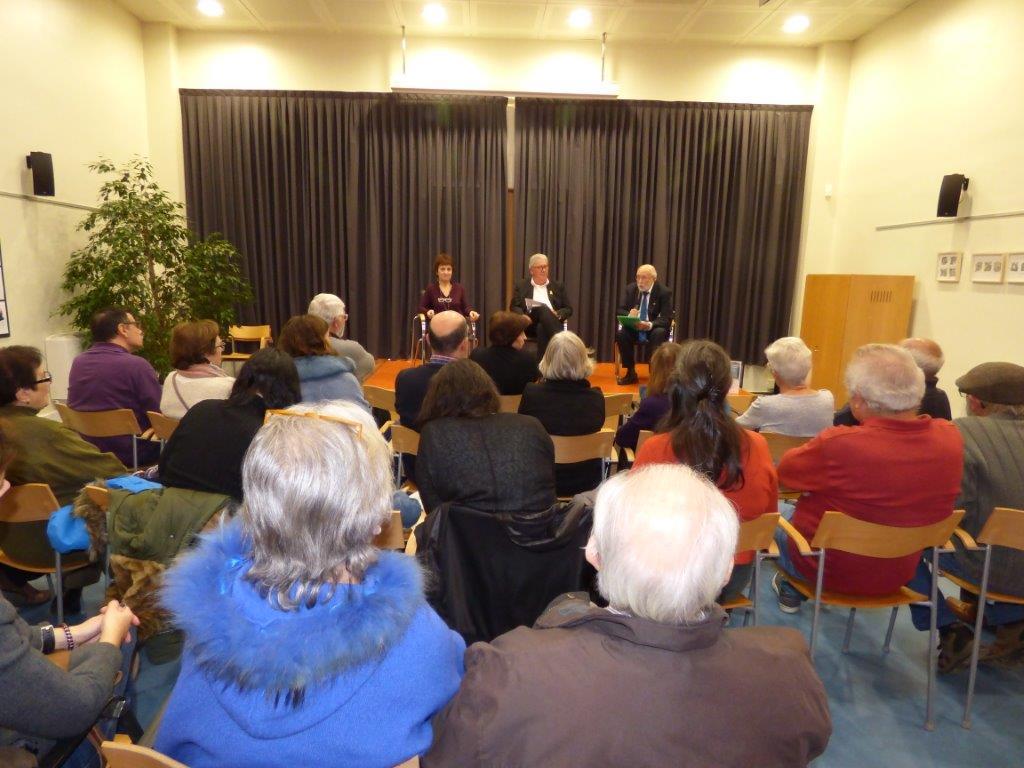 Presentació de 'Les mesures tradicionals i antigues a la Franja' a Llinars