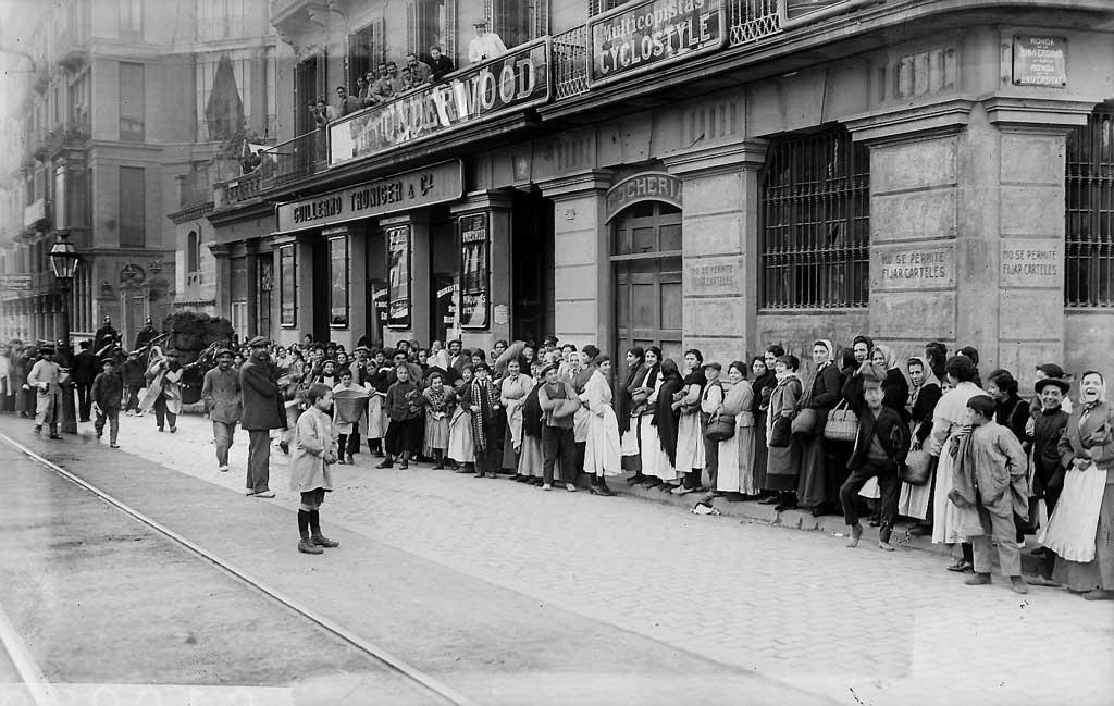 Cent anys de la vaga de la Canadenca*