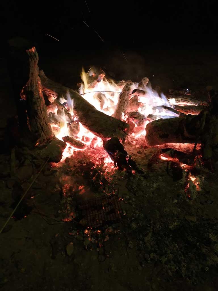Les fogueres del Pilar a la comarca*