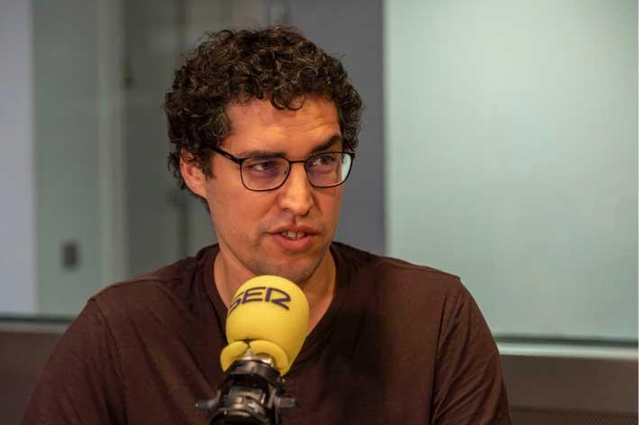 Carlos G. Cano, premi d'Ambaixador del turisme d'Aragó