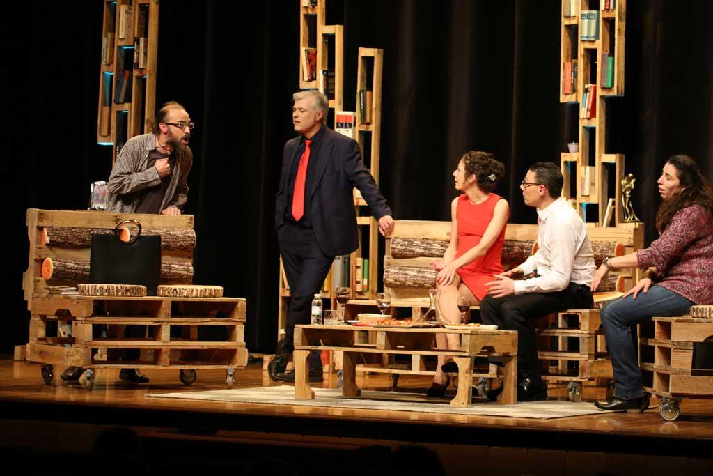 Guanyadors del II Certamen de teatre Amateur de Mequinensa
