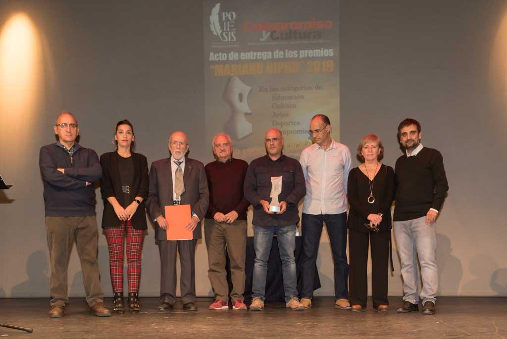 Lliurament dels premis Mariano Nipho a Alcanyís