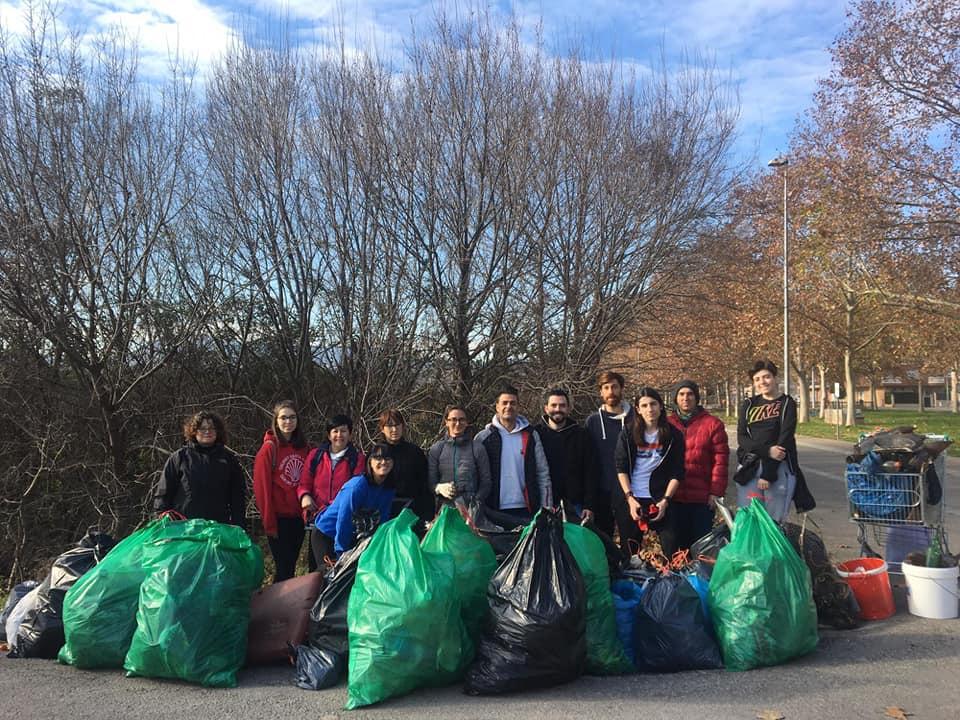 Una bona iniciativa ecològica a Fraga