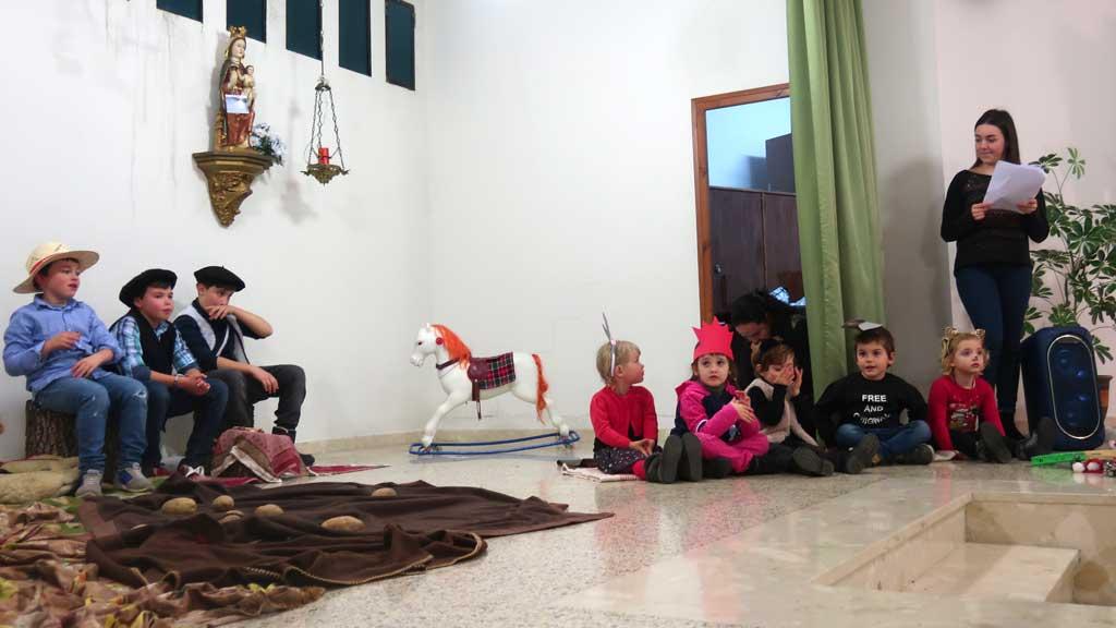 Per Nadal, contes teatralitzats